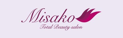 バナー:Misako Total Beauty salon