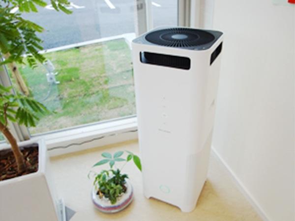 【画像】空気清浄器