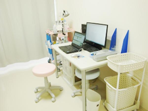 【画像】第二診察室(検査)