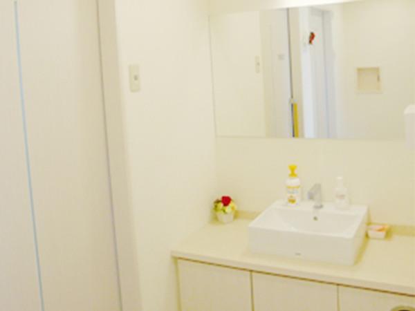 【画像】洗面所